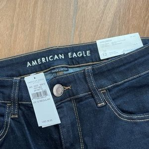 American Eagle- Super Stretch Jeggings